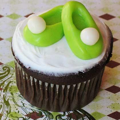 Disney Tinkerbell Cupcake