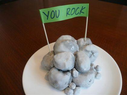 You Rock cake