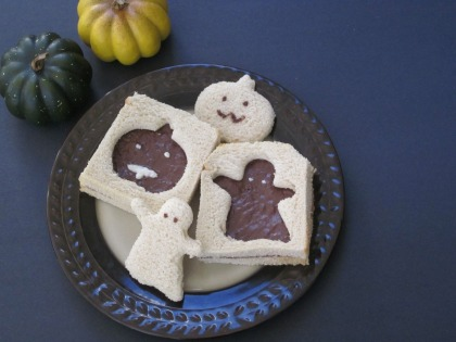 Hallowe'en Sandwiches