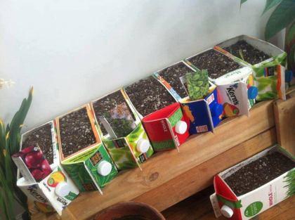 tetrapak planters