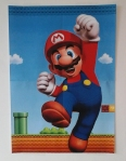 Pin the Nose on Mario Poster